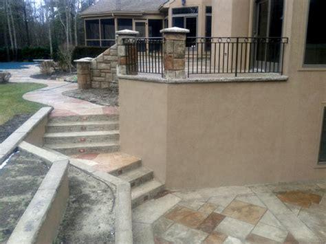 scofield presents   decorative concrete