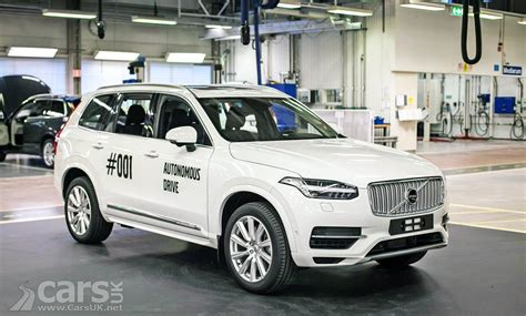 where are volvo cars built volvo xc90 for volvo s drive me autonomous driving