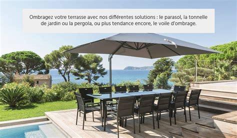 Tonnelle Pour Terrasse by Parasol Tonnelle Hesperide Pour Jardin Et Terrasse 224