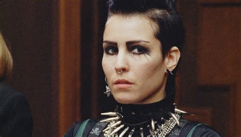noomi rapace girl with the dragon tattoo enemy of the state heroine lisbeth salander fights back