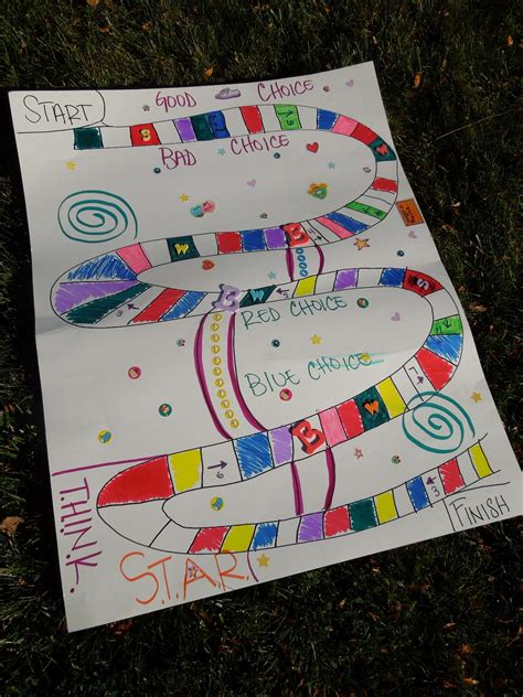 themes for homemade board games behavioral interventions for kids diy board game