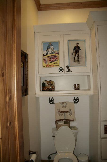 cowboy decorating ideas cowboy bathroom cowboy decor grandbaby proof bathroom with picture