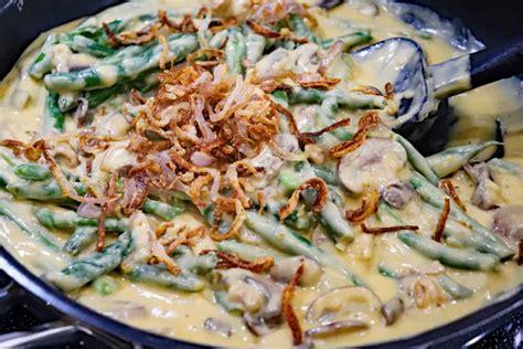 stovetop green bean casserole recipe living vegan