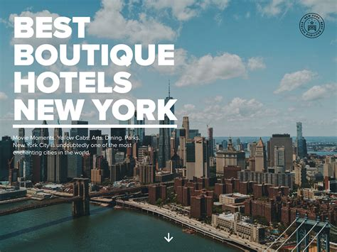 best new york boutique hotels best boutique hotels new york cssfox nominee on 7 mar