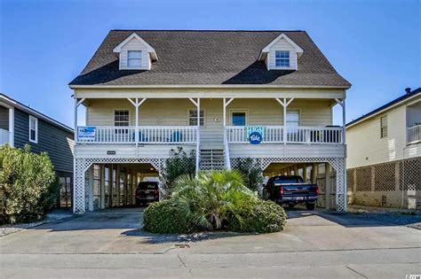 North Myrtle Beach Oceanfront Homes For Sale Myrtle Oceanfront Houses