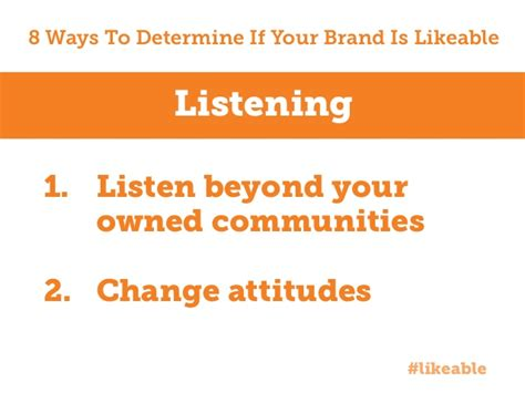 8 Ways To Tell If Your Child Is In Bad Company 8 ways to determine if your brand is likeable