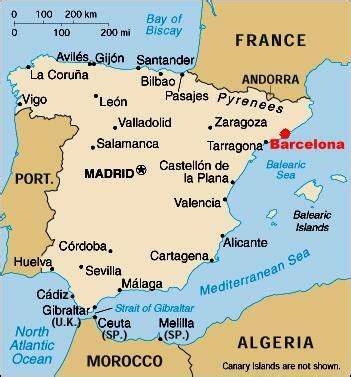 5 themes of geography spain 5 themes of geography on tripline