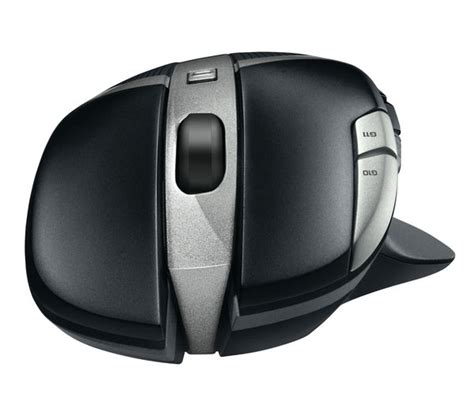 G602 Wireless Gaming Mouse logitech g602 wireless darkfield gaming mouse grey