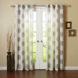 Printed Drapery Panels Printed Curtain In Modern Design For Window
