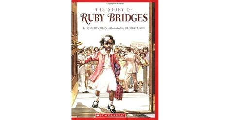 ruby bridges picture book the story of ruby bridges by robert coles reviews