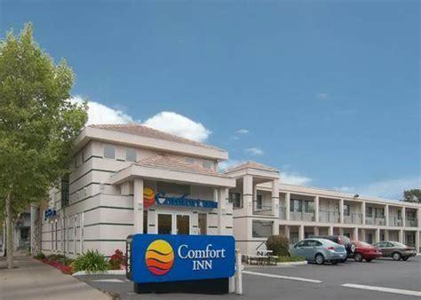 Comfort Inn Santa Cruz 110 Plymouth St Santa Cruz Ca Us