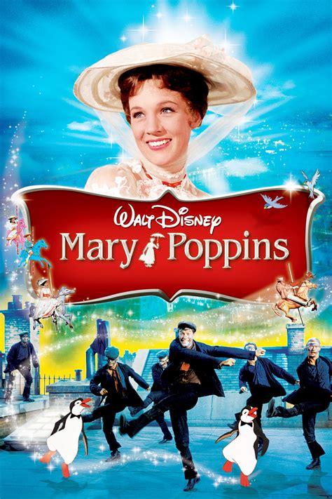 film disney mary poppins mary poppins 1964 posters the movie database tmdb