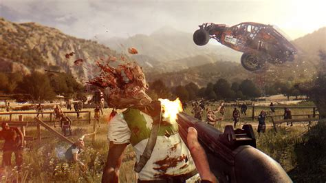 Dying In The dying light the following para ps4 3djuegos