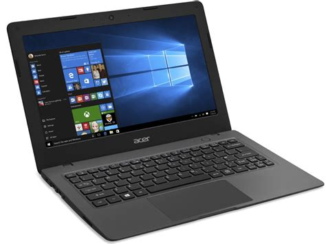 Notebook Aspire One 10 acer aspire one cloudbook 11 with windows 10 and 32gb of