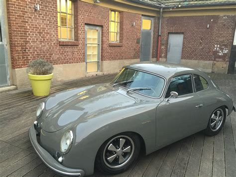 porsche 356 coupe 1956 porsche 356 a coup 233 carrera for sale