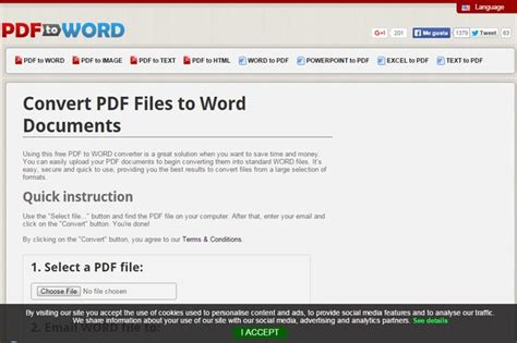 convert pdf to word quickly 11 best online pdf to word converters word to pdf converters
