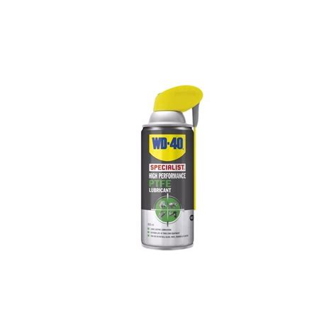 Wd 40 High Performance Ptfe Lubricant high performance ptfe lubricant from wd40