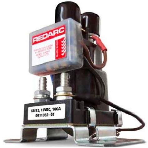 redarc smart start smart battery isolator sbi12 12v 100a
