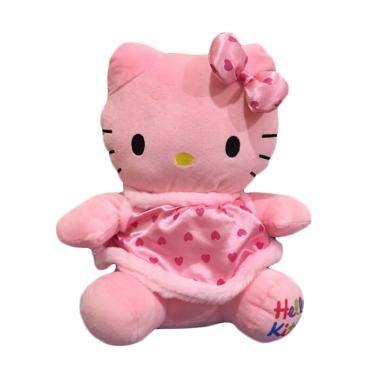 Boneka Dress Pink Ukuran 60cm Jual Boneka Hello Terbaru Harga Promo Diskon