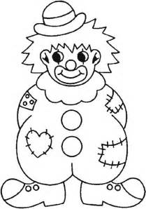 clown coloring pages clown coloring pages to and print for free