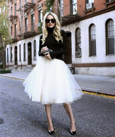 2016 grunge jupe tutu skirts puff tulle skirt