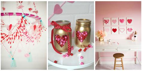 diy valentines day decor 17 easy diy s day decorations that aren t cheesy