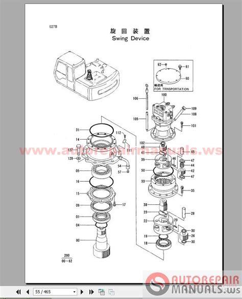 free equipment catalogs hitachi ex120 2 excavator parts catalog auto repair