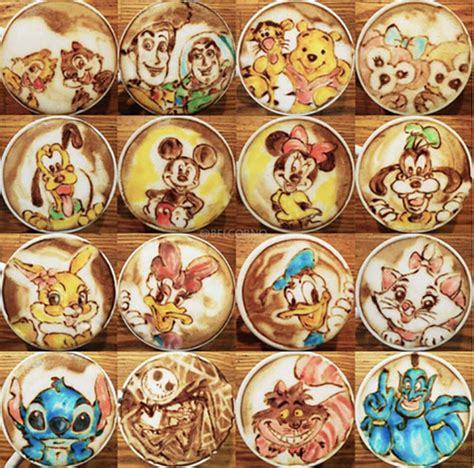 latte art pattern names 101 creative coffee latte art designs that will energize
