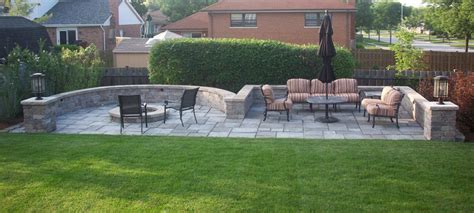 backyard hardscape ideas outdoor furniture design and ideas