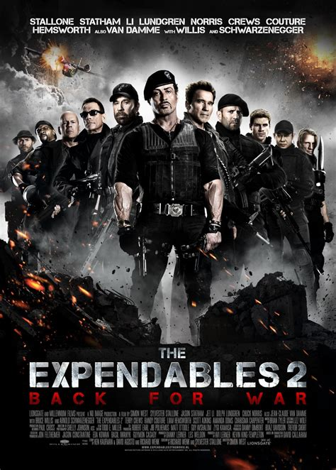 The expendables 2 release date australia women