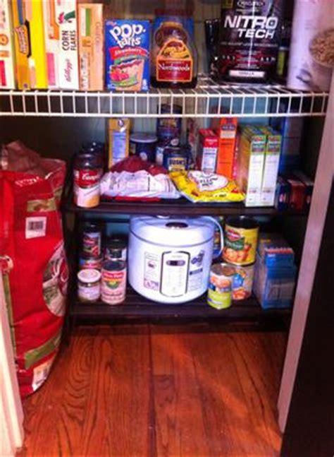 Pantry Floor Organizer Can Storage Ideas Solutions How To Organize Canned Food