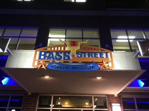 bass street chop house entrance picture of bass street chop house moline tripadvisor