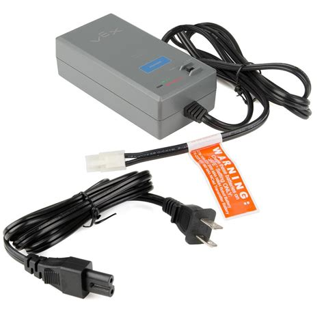 Smart Charger 21 A 1 vex smart charger v2 with power cord