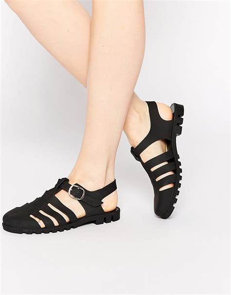 gladiator jelly sandals 17 best ideas about black jelly shoes on jelly