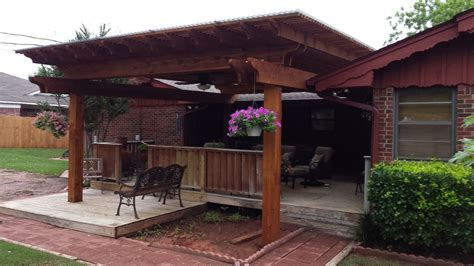 cedar pergola outdoor goods