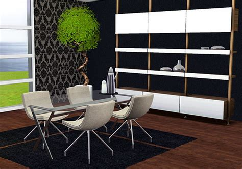 Pictures Of Kitchen Designs stylist sims diningroom