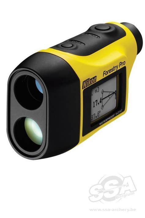 Professional Finder Nikon Forestry Pro Range Finder Custom Built Archery
