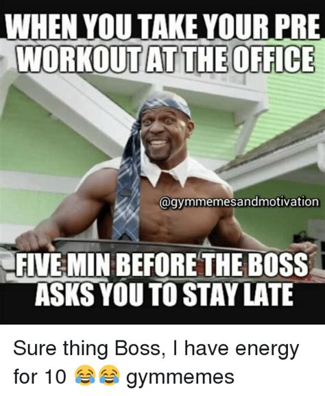 Pre Workout Meme - funny gym memes of 2016 on sizzle apparently