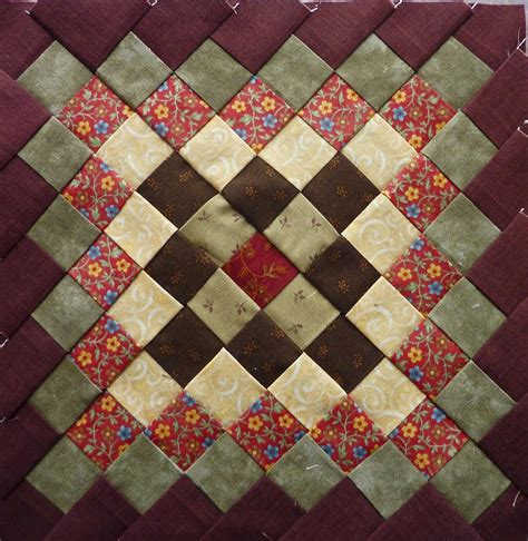 Square Quilt Block by Lovin At The End Of The Dirt Road The Square