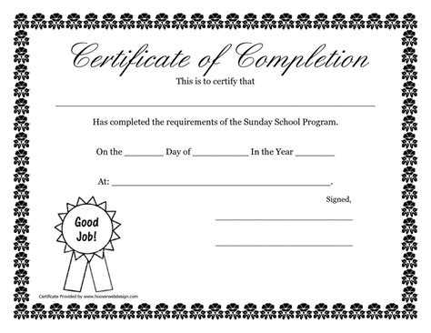 church certificates templates church certificate templates template update234