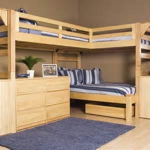 L Shaped Bunk Bed Plans 1000 Ideas About L Shaped Bunk Beds On L Shaped Beds Bunk Beds For And Bunk