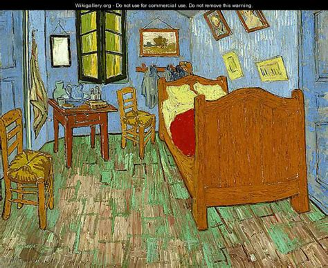 The Bedroom Vincent Gogh Location The Bedroom Vincent Gogh Wikigallery Org The