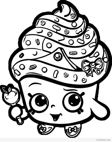 shopkins birthday coloring page 15 shopkins coloring pages for kids timykids