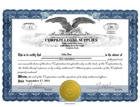 Digital Electronic Products Electronic Kit Electronic Certificates Seal By Laws Operating Stock Option Certificate Template