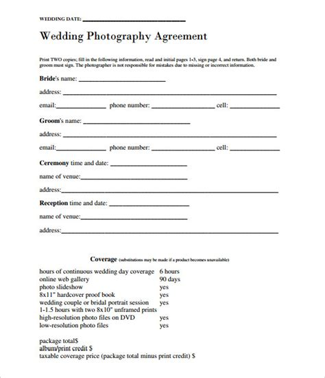 nikah certificate template marriage contract template 7