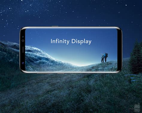 Hdc Samsung S8 Real Infinity Display galaxy s8 and s8 all the new features