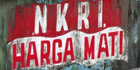Topi Nkri Negara Kesatuan Republik Indonesia Harga Mati Kepulauan nkri harga mati malaysia terima kasih geotimes