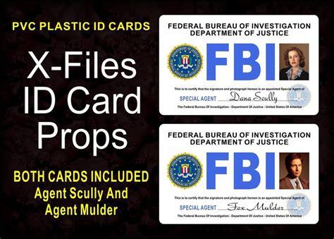 fbi business card templates id fbi images usseek