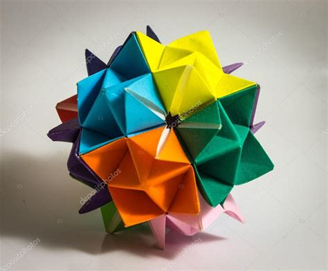 Geometrical Origami - geometric origami stock photo 169 ghiekorg 35191705
