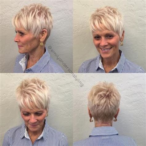 photos ofpixie hairstyles 50 60 age group 80 respectable yet modern hairstyles for women over 50